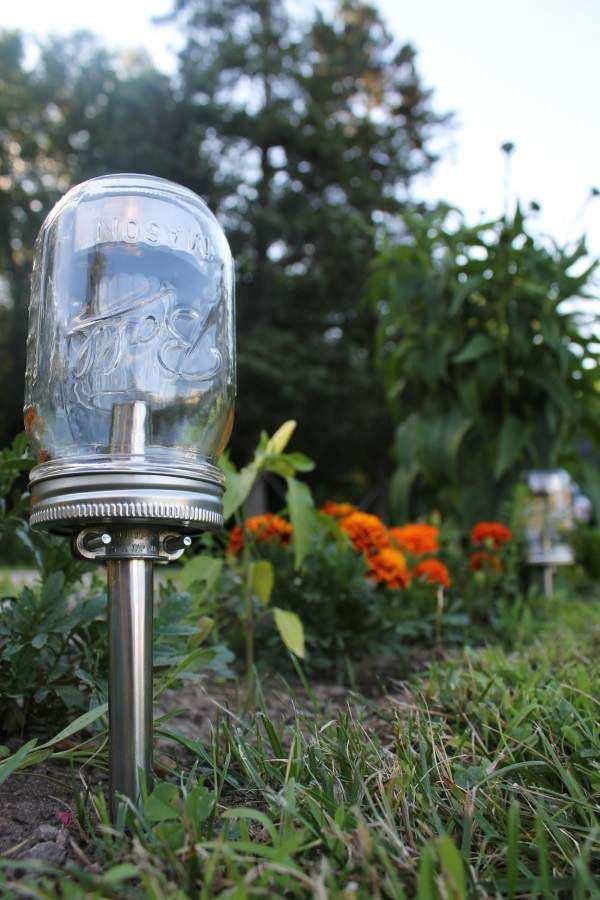 садовый светильник на солнечной батарее своими руками, фото 23