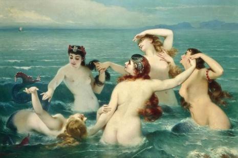 художник Charles Edouard Boutibonne (Шарль Эдуар Бутибон) картины – 14