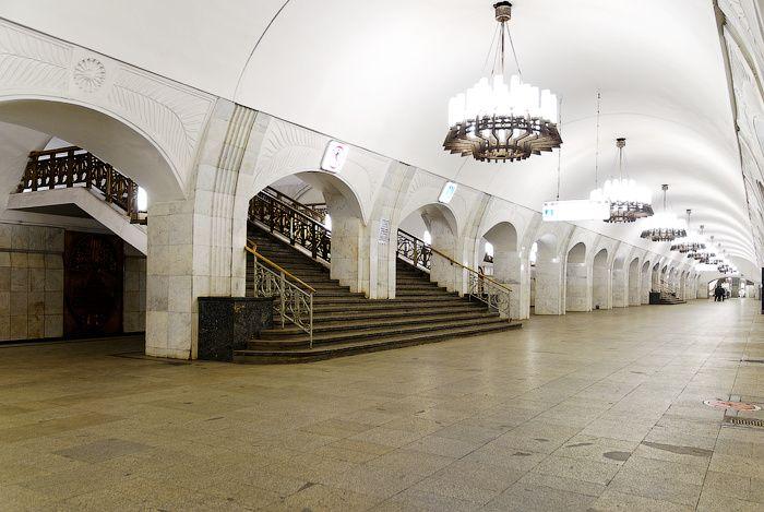 метро, станции