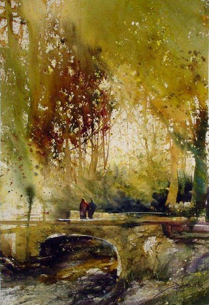 Roland-Palmaerts.-Osen-akvarelyu.-Akvarel-dvadtsataya (411x598, 271Kb)