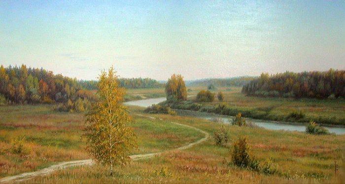 художник Алексей Жуков картины – 01