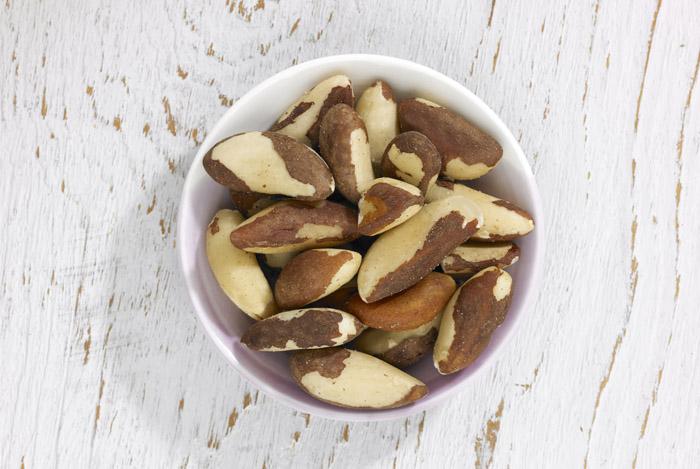 бразильские орехи - продукты усиливающие метаболизм