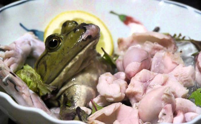 FoodsEatenAlive07 Съешь живым: 10 самых садистских блюд в мире