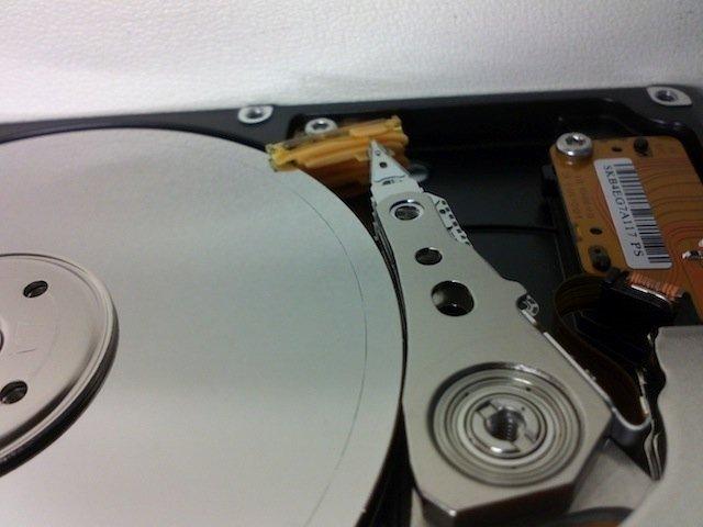 не открывается внешний жесткий диск что делать