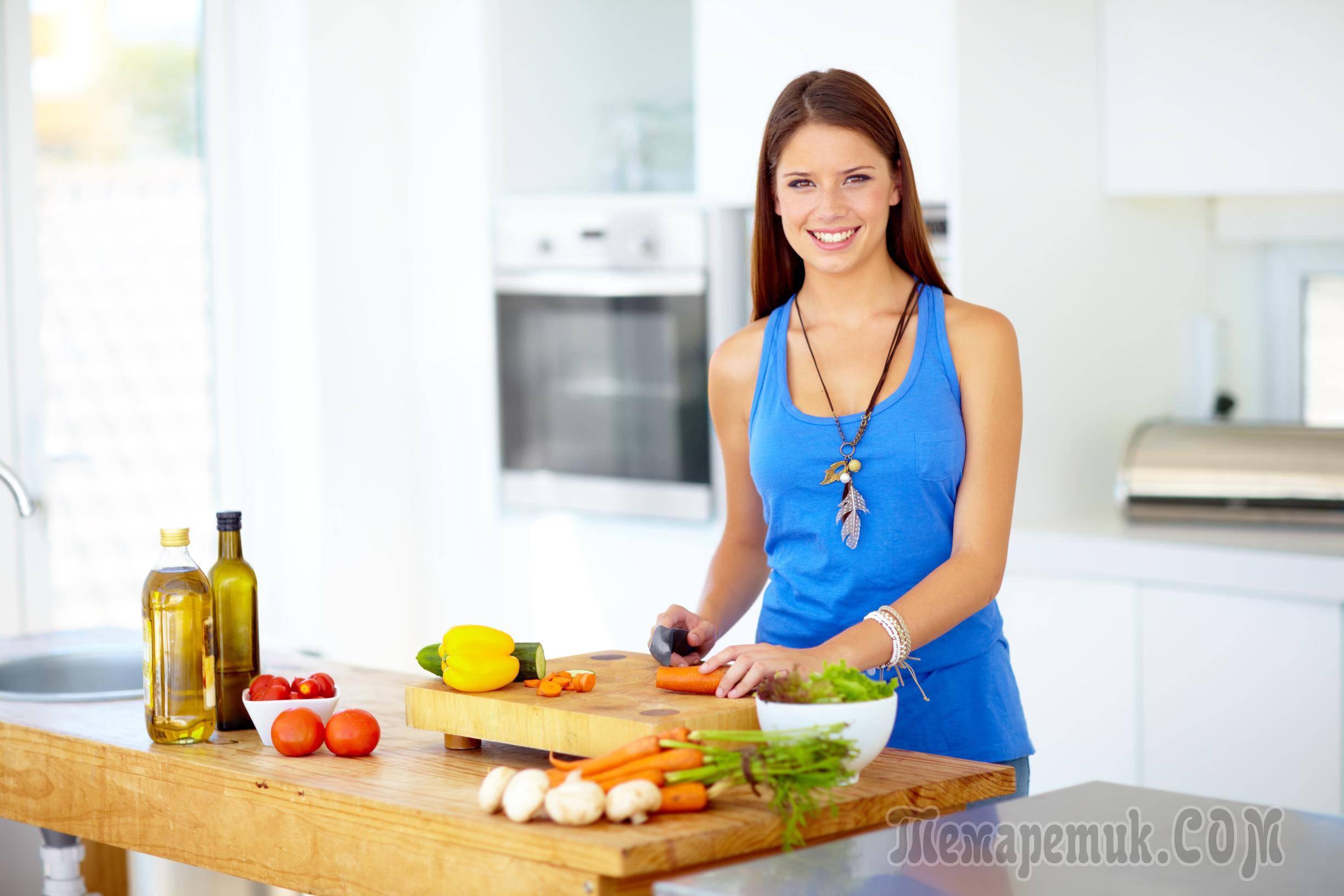 диета для постепенного снижения веса меню
