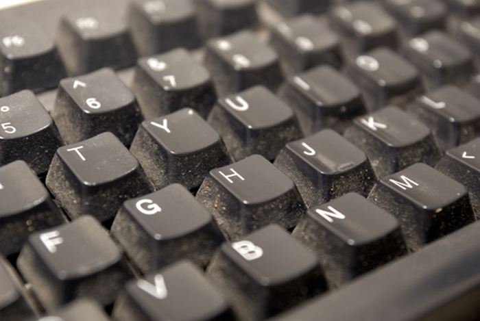 Компьютерная клавиатура.