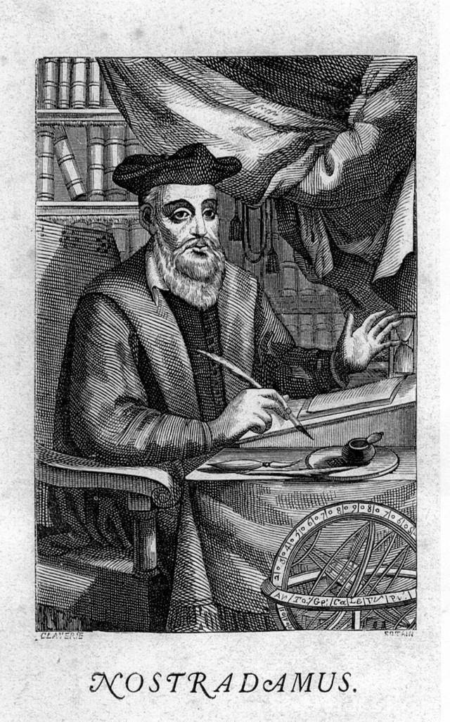 Nostradamus03 Что год грядущий нам готовит, или С днем рождения, Нострадамус!