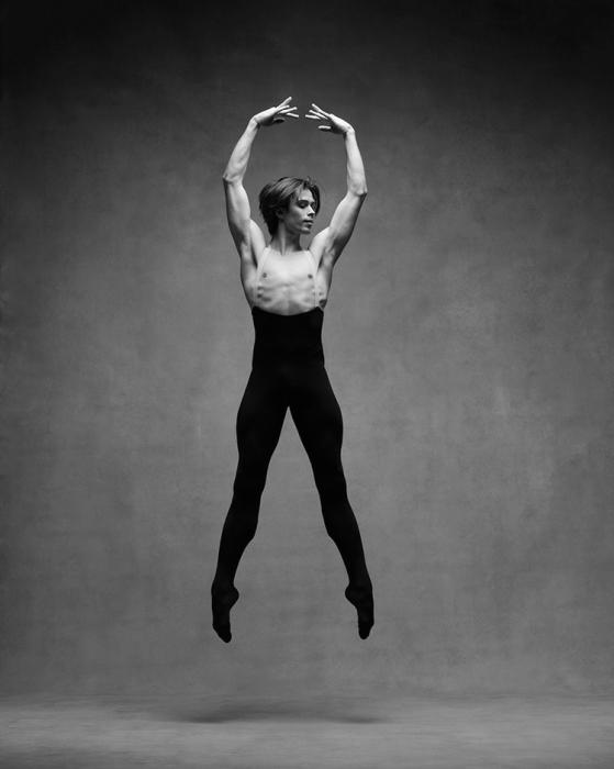 Солист Компании Балет-де-Сантьяго (Ballet de Santiago