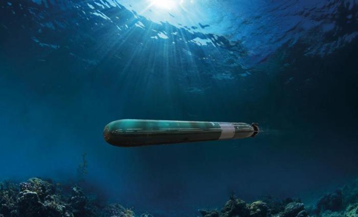 Пугает подводные лодки.