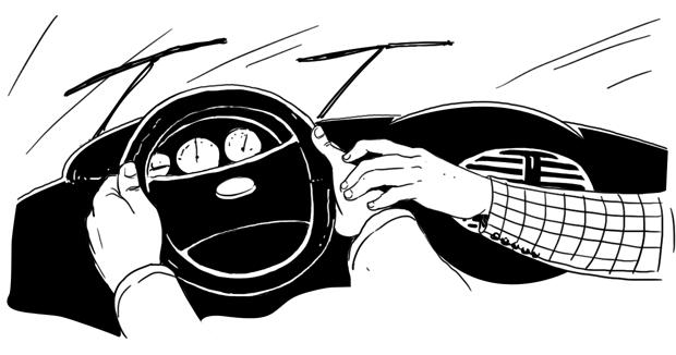 Как всё устроено: Инструктор в автошколе. Изображение №3.