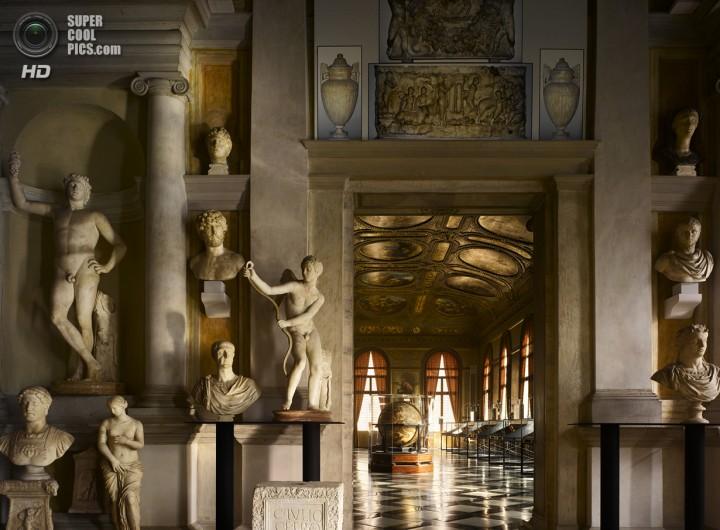 Италия. Венеция. Национальная библиотека св. Марка. (Will Pryce)