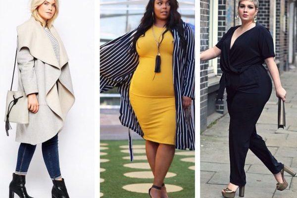 Одежда для полных невысоких женщин: правила гардероба