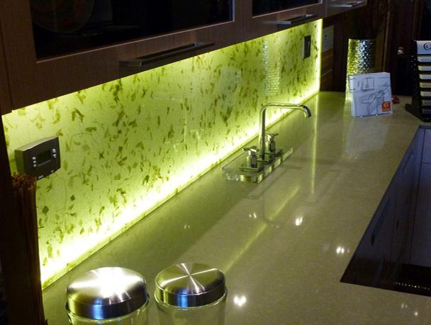 Использование LED-лент в интерьере