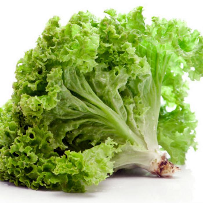 Освежить увядшие листья салата.