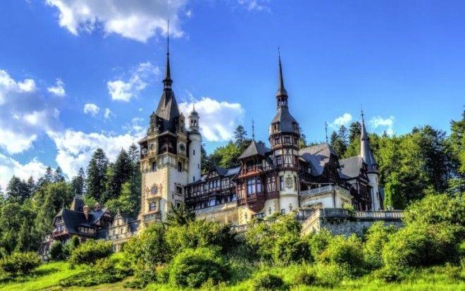 Топ10 историй старинных замков которые вас зачаруют