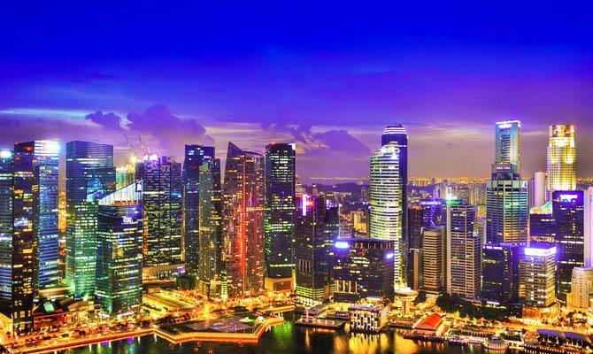 Город Сингапур, Интересные факты о Странах Мира
