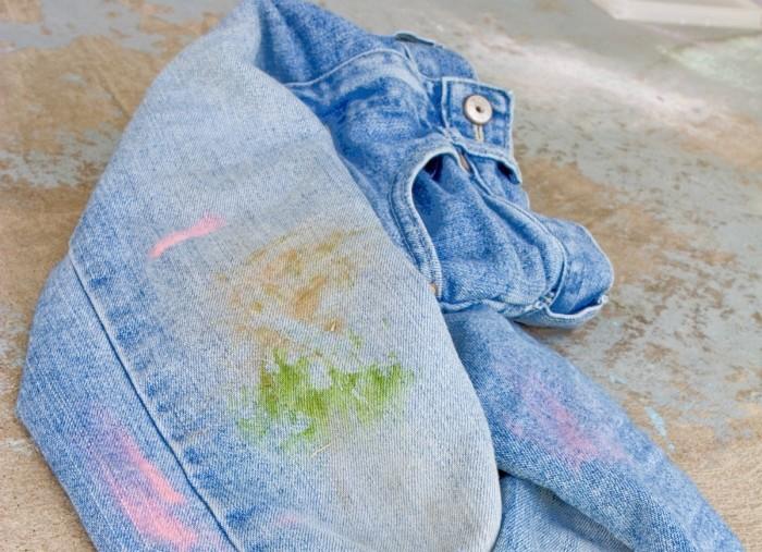 Petele de iarbă nu sunt o problemă.  / Foto: imgz.star.com.tr