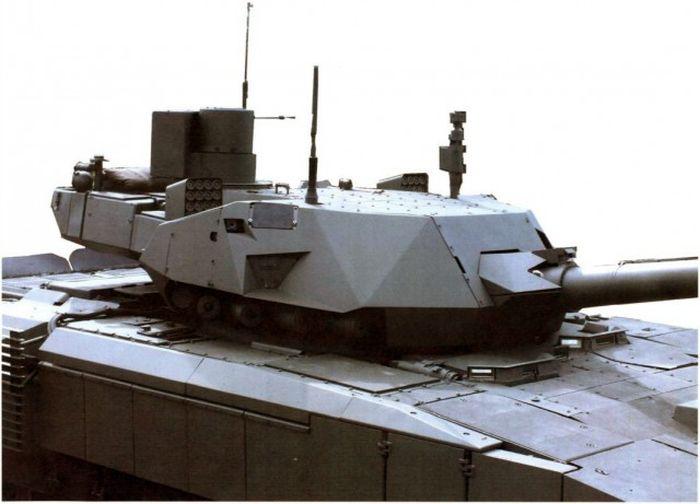 Танк Т-14 «Армата» и БМП Т–15: вид изнутри Армия и флот