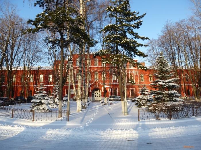 Сейчас это городская клиническая больница имени Братьев Бахрушиных. /Фото:dslov.ru