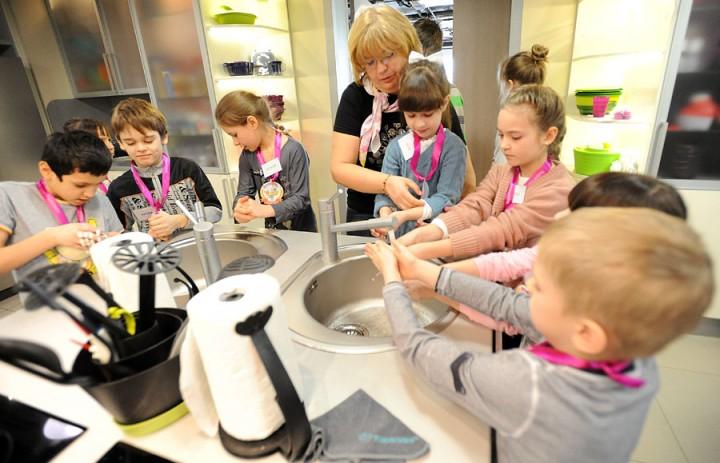 102 Учим детей готовить
