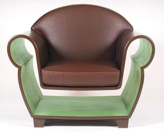 Полое кресло. Домашнему мастеру на заметку