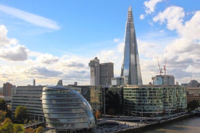 Трёхсотметровый «Осколок» — самое высокое здание Евросоюза и едва ли не самый передовой небоскрёб мира.