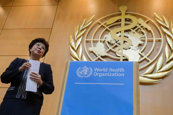 ВОЗ и глобальный лохотрон с гриппом