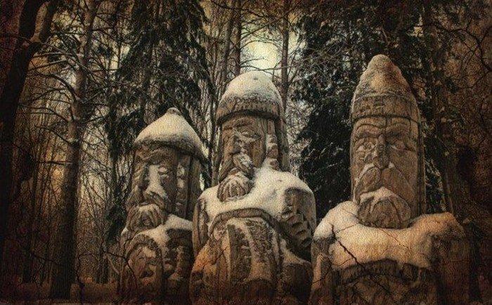 Почему народы исчезают? Народы России, Русы, история