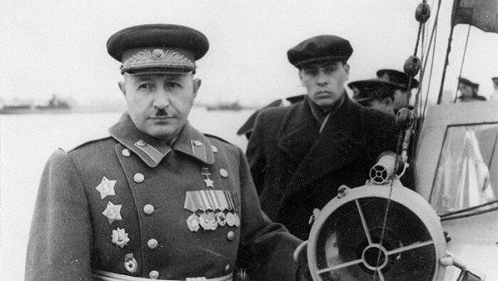 В войну войска Баграмяна первыми вышли к Балтике. /Фото: smolbattle.ru