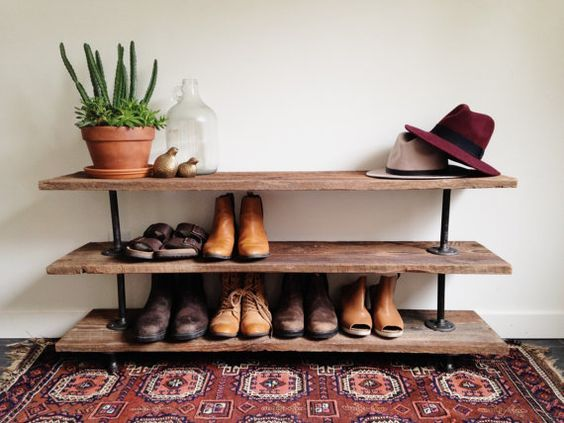 тумба для обуви идеи