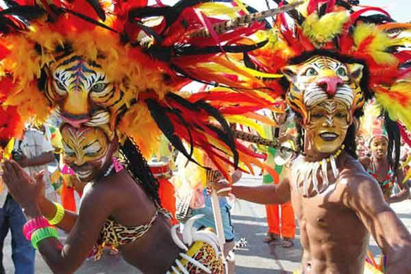 Карнавал в Барранкилье, Колумбия