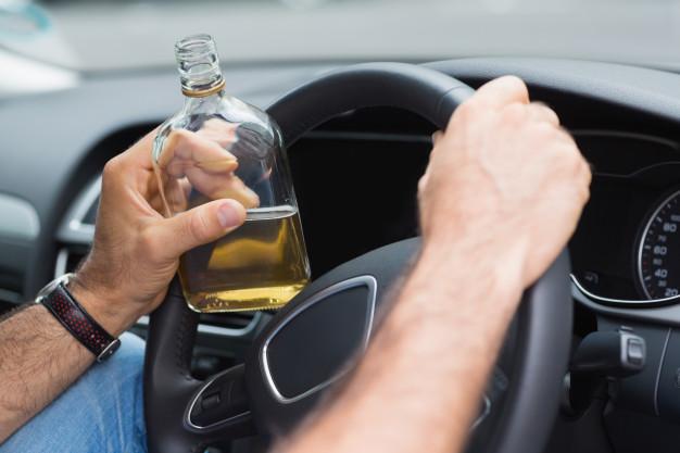 На сколько лишают прав за пьянку