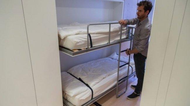 3 в одном - спальня, детская, столовая (17 фото)