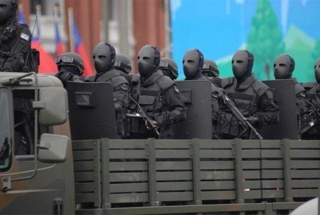 Taiwan Estilo, exército, guerra, mundo, forma, roupas, forma
