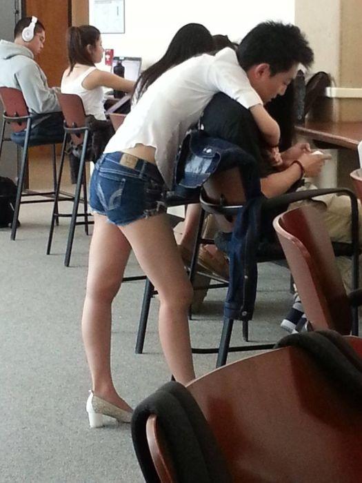 В Китае иногда бывает очень жарко.