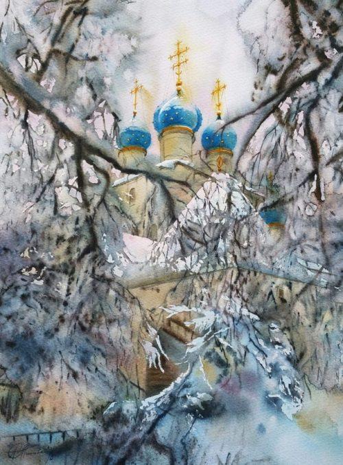 художник Любовь Титова картины - 18