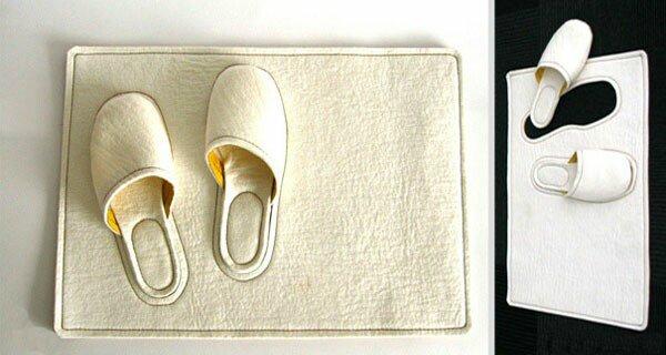Идеи для дома. Про полотенца и коврики...