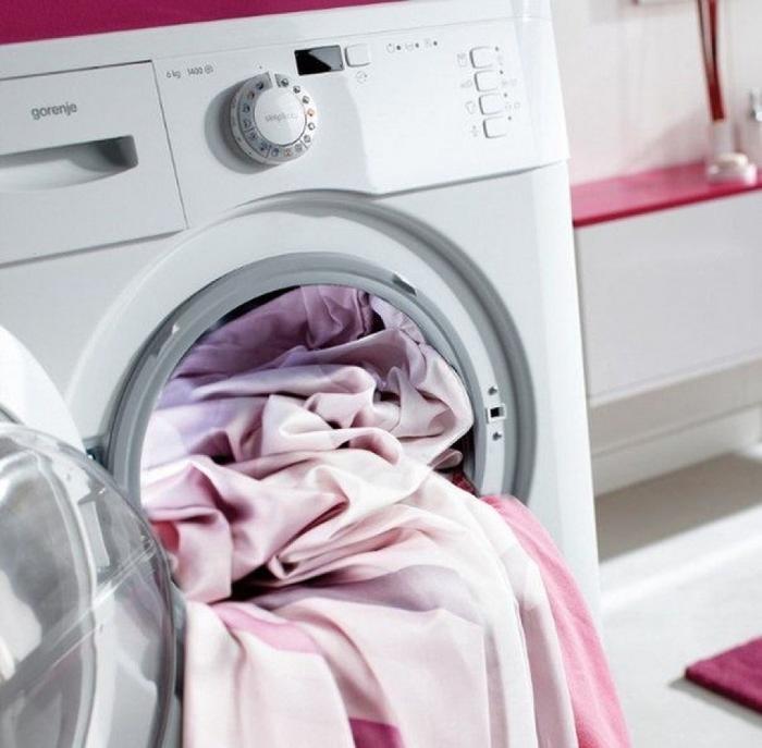 Спутанная одежда во время стирки запутывается еще больше./ Фото: scontent-atl3-1.cdninstagram.com