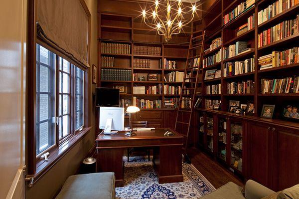 В библиотеке можно обустроить рабочее место
