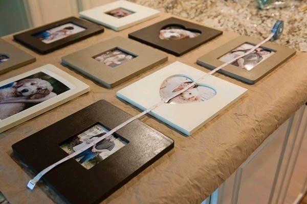 Создаем стильную фото-композицию на стене