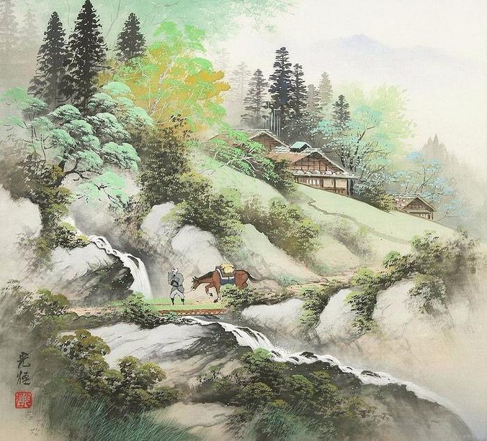 Коукеи РљРѕРґРРёРјР° (Koukei Kojima)7 (700x634, 488Kb)