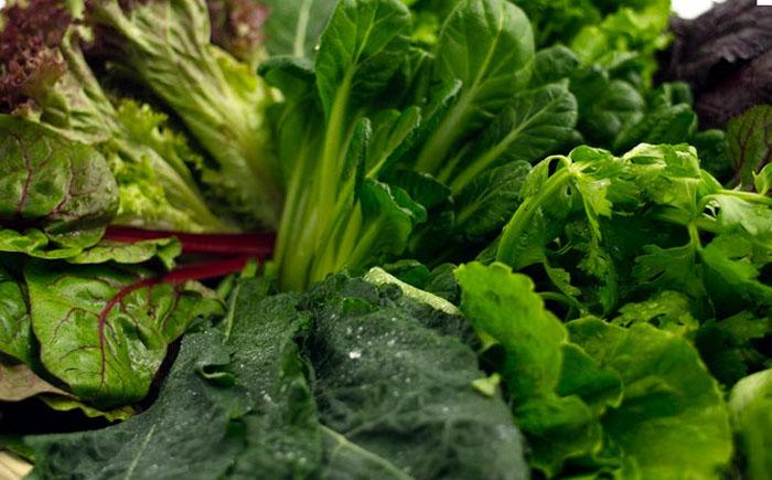 Мойте зелень на здоровье.