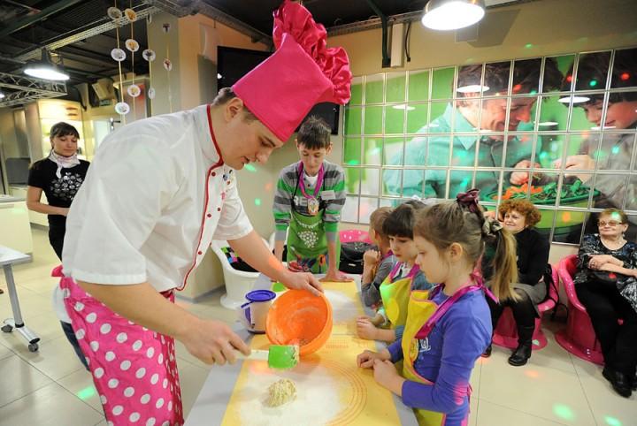 20 Учим детей готовить