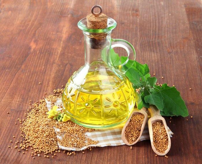 Масло создает на коже пленку, которая препятствует теплообмену. / Фото: blog.cultfood.ru
