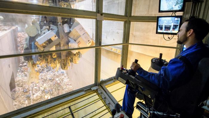 Секретные проекты радиоактивных мусорных заводов (6 фото + 2 фото)