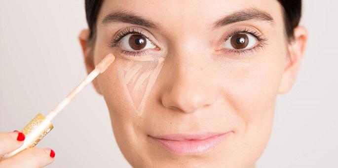 как правильно сделать макияж в домашних условиях пошаговое фото видео