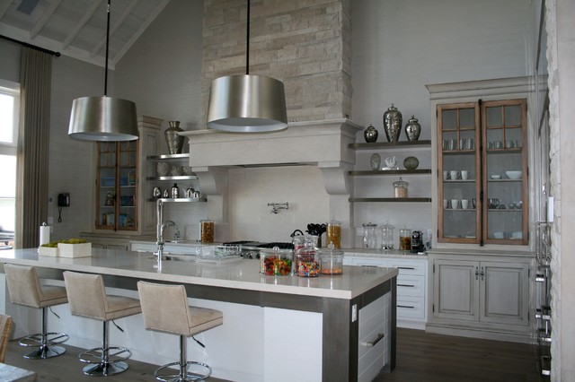 ECLECTIC 1 rustic kitchen