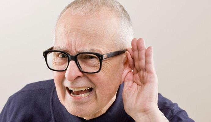 причины которые могут привести к ухудшению слуха