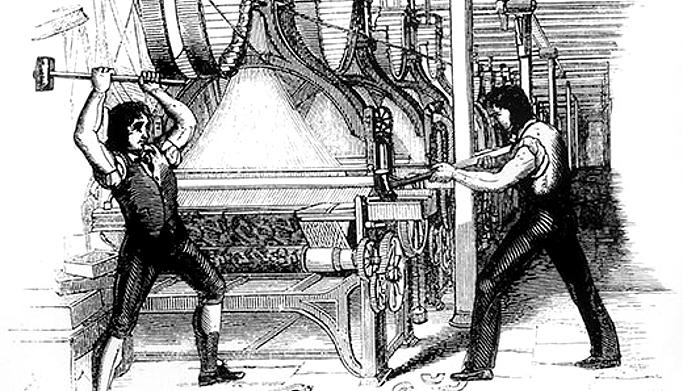 Луддизм: борьба против прогресса и машин 2