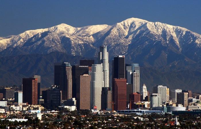 Лос-Анджелес 2012.